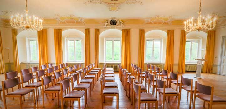 Tagungsraum im Bildungshaus St. Martin