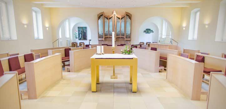 Bildungshaus Sankt Martin Kapelle