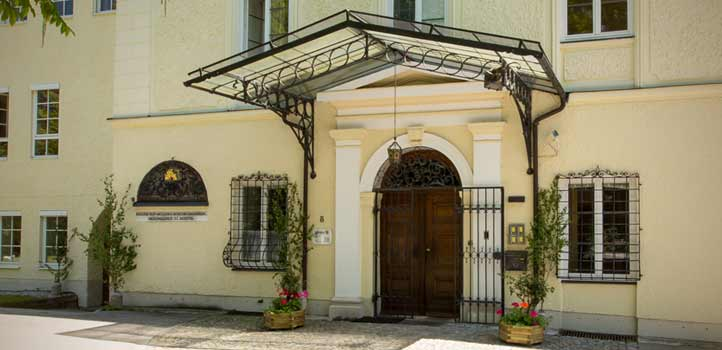 Bildungshaus Sankt Martin in Bernried
